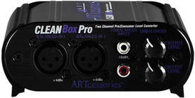 ART Cleanbox Pro, DI-boksi - DI-boxit - 217410 - 1