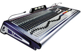 Soundcraft GB8-40+8 - Salimikserit, 24-48 kanavaa - 3SCGB840 - 1