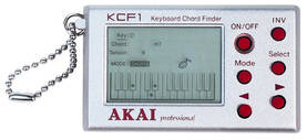 AKAI KCF1 Keyboard Chord Finder - Kosketinsoitintarvikkeet - YAKKCF1 - 1