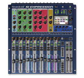 Soundcraft Si Expression 1 digitaalimikseri - Digitaalimikserit - 3SCSiEXP1 - 1