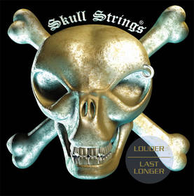 Skull Strings Bass 4-String, 0.045 - 0.110 - Basson kielet - YSKUB4 - 1