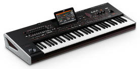 Korg PA-4X61, keyboard - Keyboardit - 8092056 - 1
