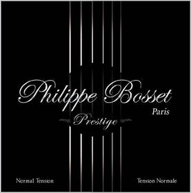 Philippe Bosset Prestige, Normal Tension, nylonkielet - Kitaran kielet - PHILBOSPRESTHARD - 1