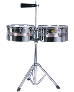 Mano Percussion Timbale Set MP1434 - Perkussiot - MANOTIMPALE - 1