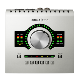 Universal Audio Apollo Twin Duo, äänikortti - Firewire, Thunderbolt -äänikortit - APOLLO_TWIN_DUO - 1
