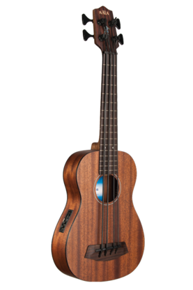 Kala UBASS Satin/All Solid Mahogany (The Original) - Akustiset bassot - YKLUBASS-SMHG-FS - 1